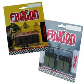 Sinter Bremsbeläge SMC Bronco + Jumbo 300/320 vorne +hinten