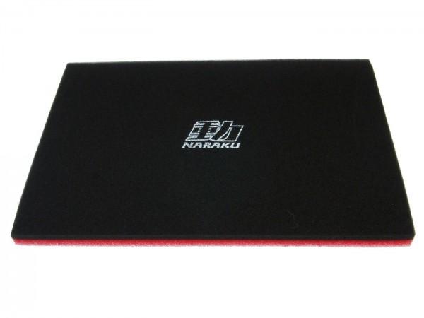 Luftfiltermatte Double Layer [35cm x 25cm] - Universal